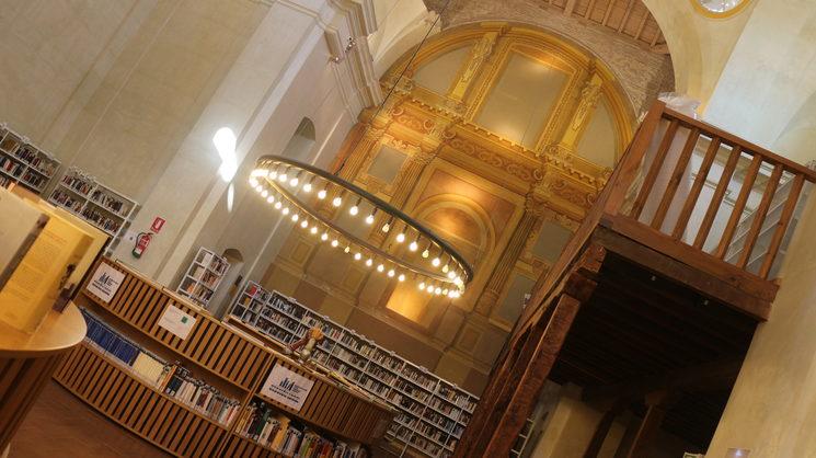 Biblioteca Niveiro - Sala Principal