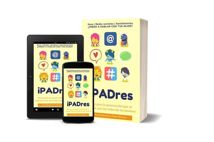 Portada definitiva del libro iPADres