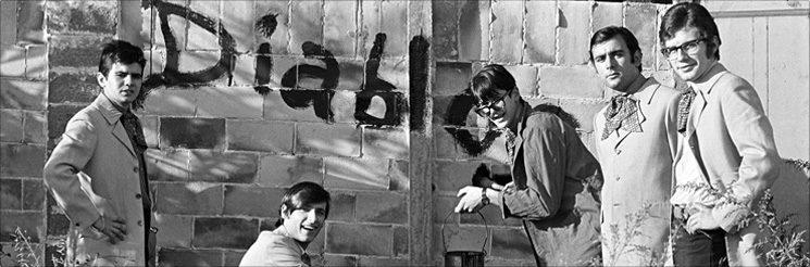 Los Diablos (Foto de Horacio Seguí).