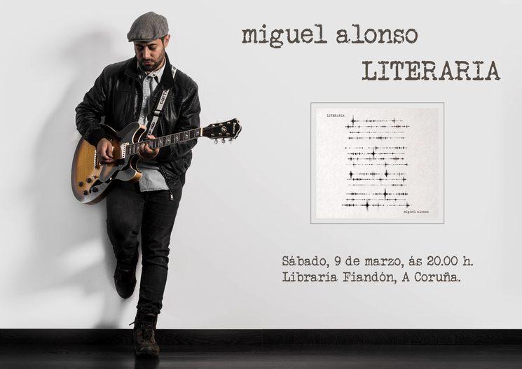 """Presentación de """"Literaria"""" na Coruña!"""