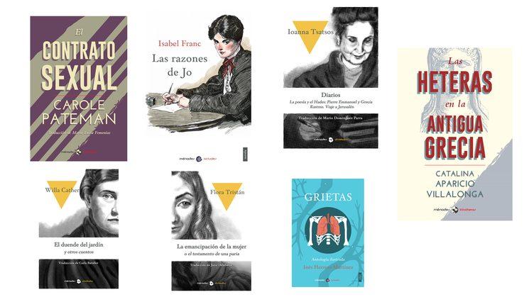 Títulos publicados en el mes de febrero