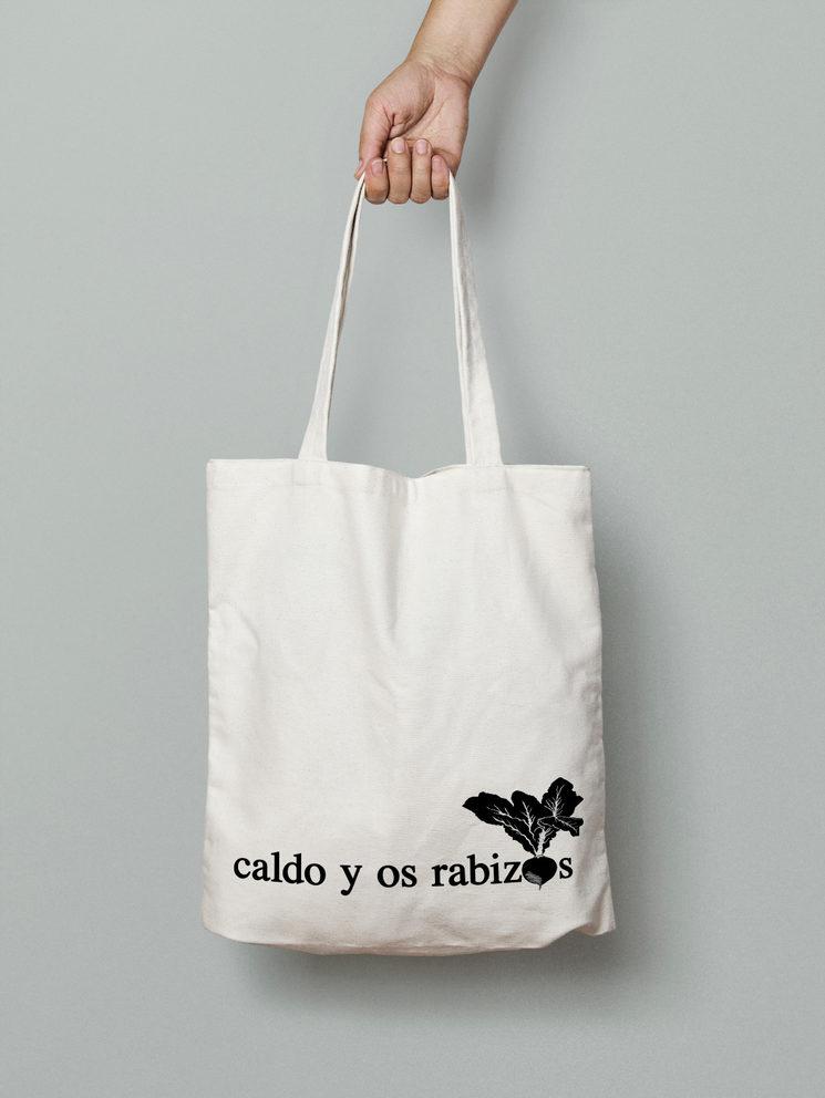 Totebag of Caldo y Os Rabizos