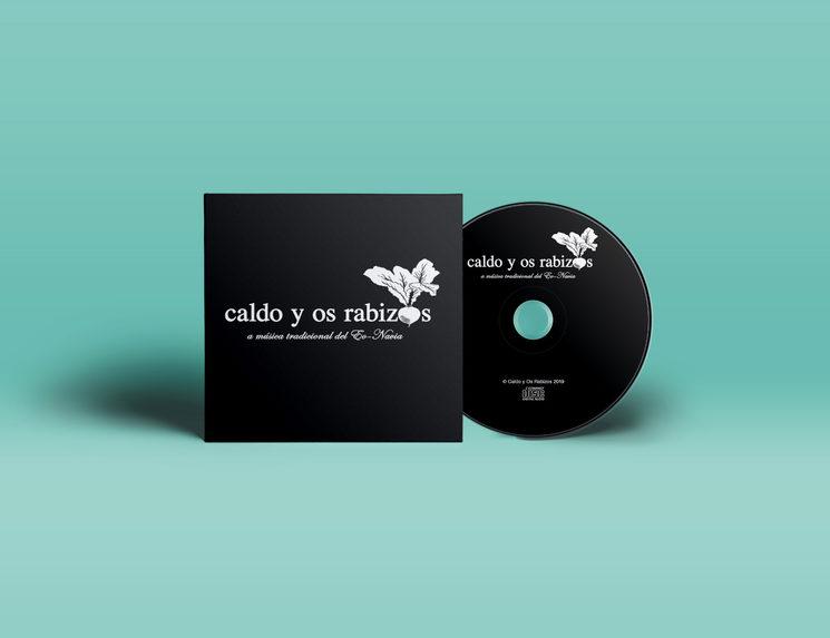 CD A música tradicional del Eo-Navia