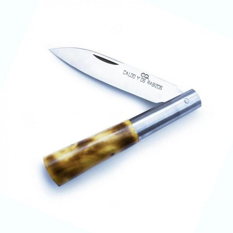Taramunde Knife Caldo y Os Rabizos