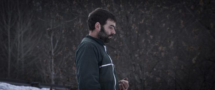 Andreu Moga, un dels protagonistes del documental