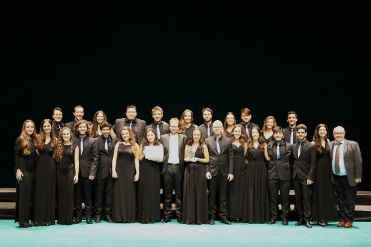 2017 Grand Prix for Choral Singing