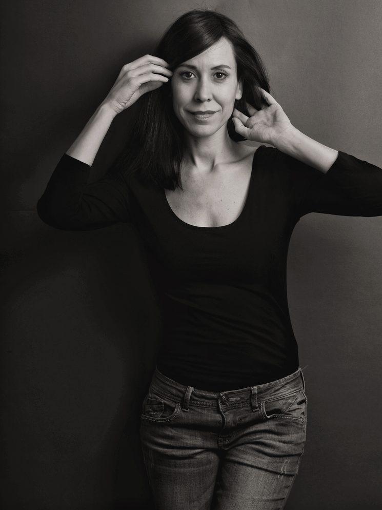 Vanessa Margó interpreta a Rocío.