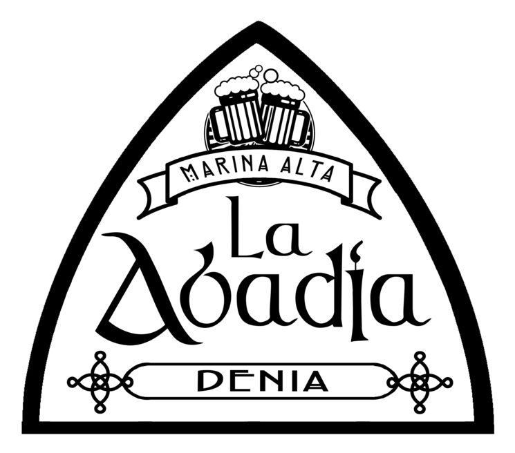 el logo de La Abadía