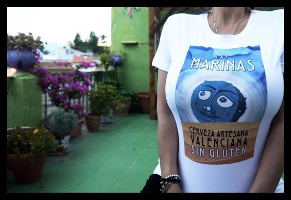 camiseta singluten