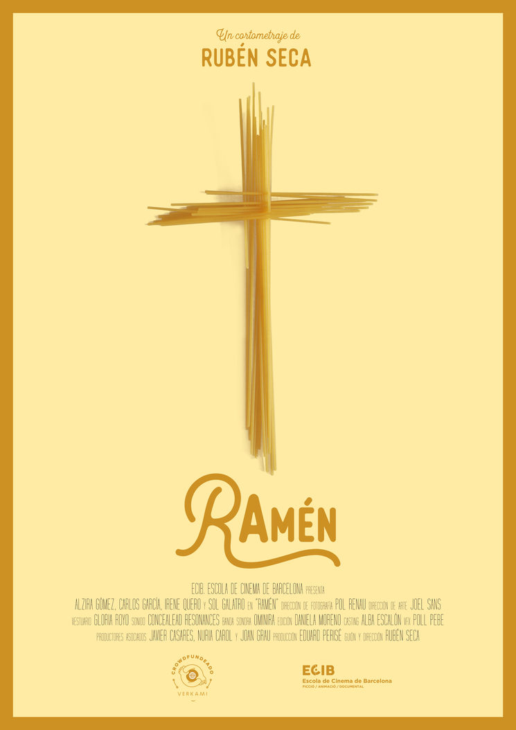 ¡RAmén está terminado! / RAmén is finished!