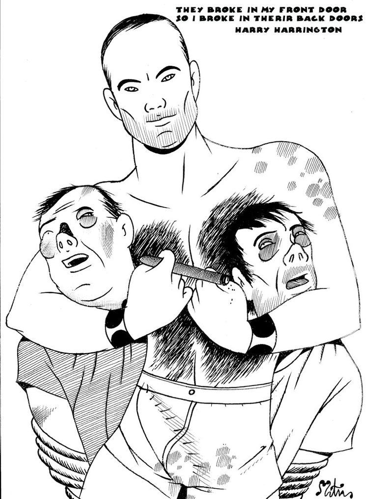 Ilustración de Miguel Ángel Martín.
