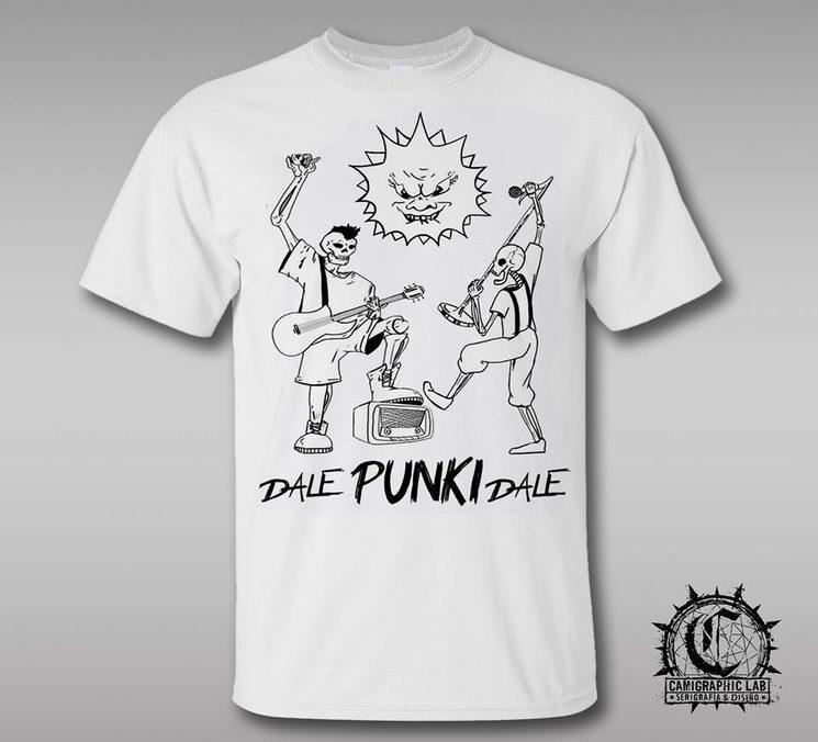 Camiseta de Dale Punki Dale