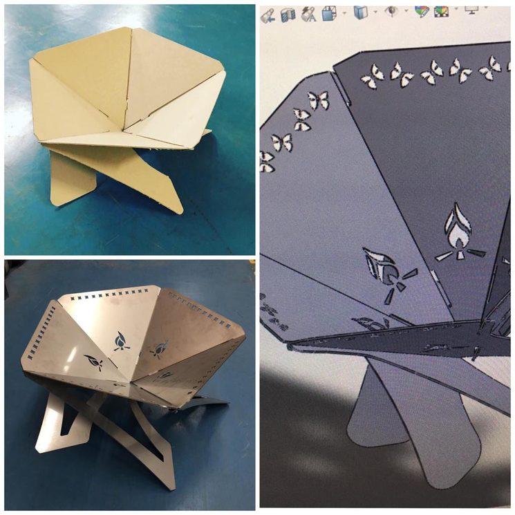 El disseny / El Prototip / La primera edició