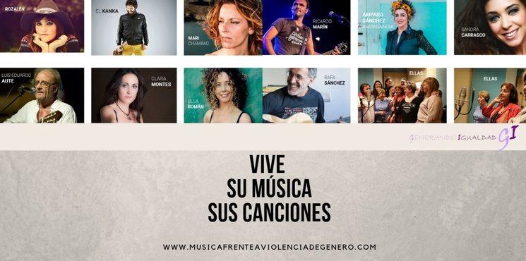 VIVE, su música, sus canciones