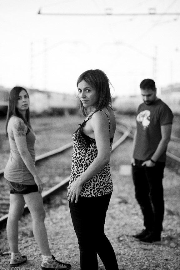 Candyfloss: Araceli, Carmen y Cesar