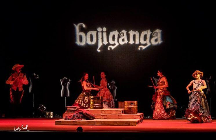 Teatro del Cuervo y su reciente Bojiganga