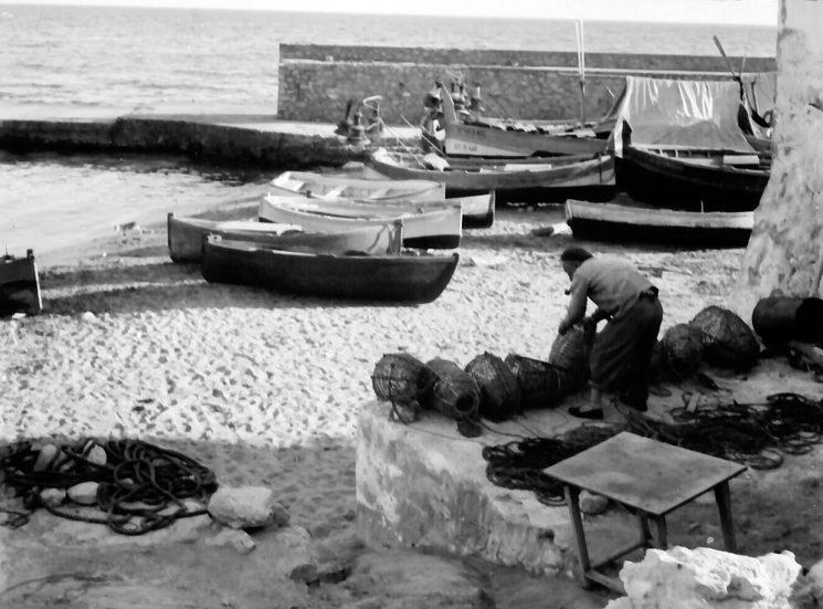(Port de Moraira 1950)