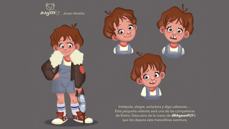 Joven Amelia