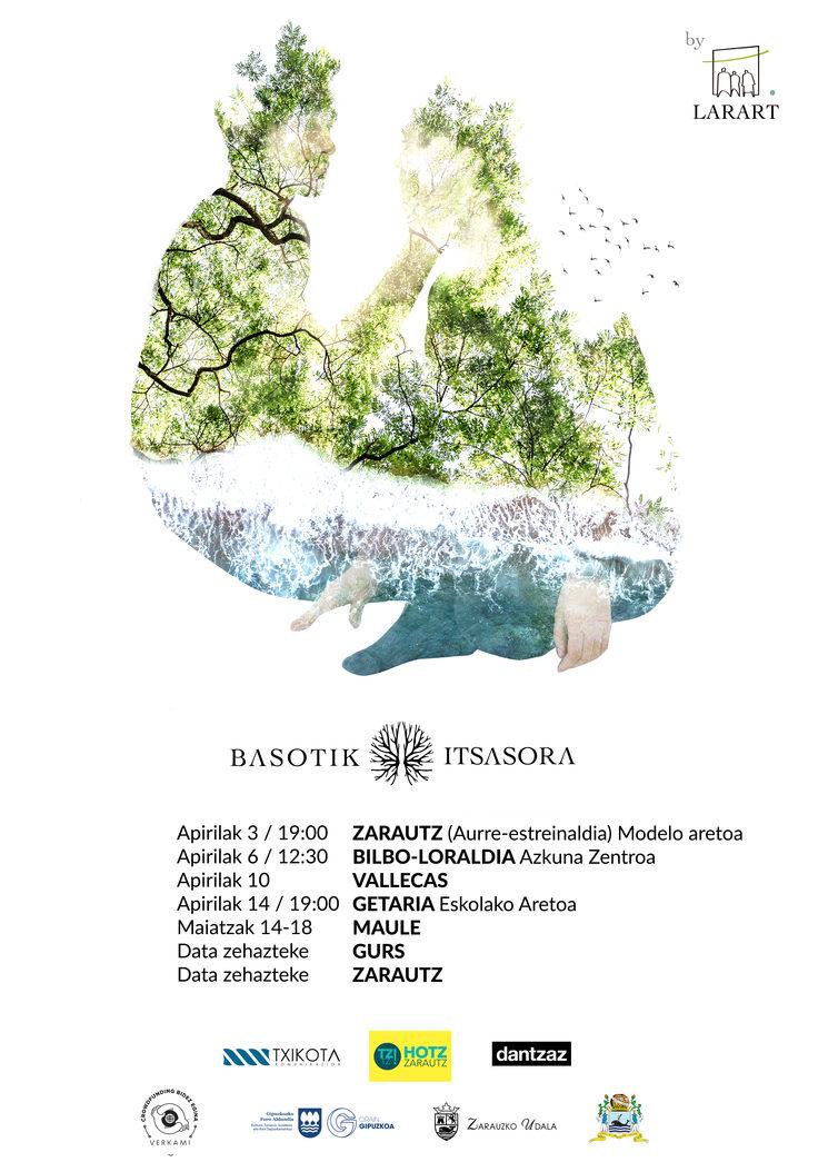 Iristear da Basotik Itsasora / Basotik Itsasora ya está aquí