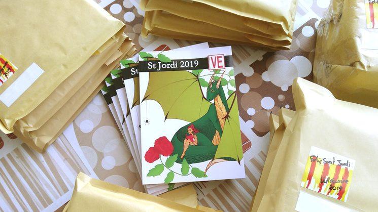 Llibres enviats! Ens veiem aquest dissabte? ;)