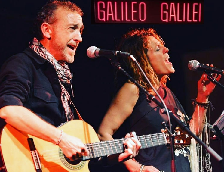 Homenaje a Aute en la Sala Galileo Galilei (Madrid-2018)