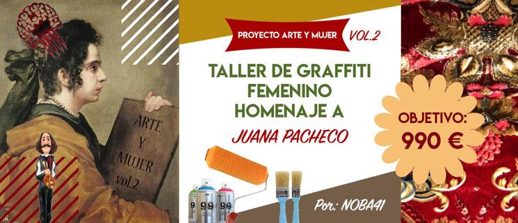 Juana fue artista, madre, esposa y compañera de Velázquez