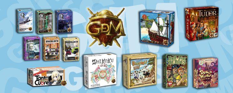 Juegos GDM-2018