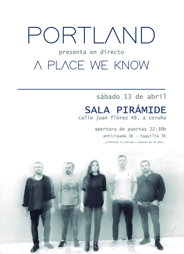 """Concierto presentación """"A Place We Know"""""""
