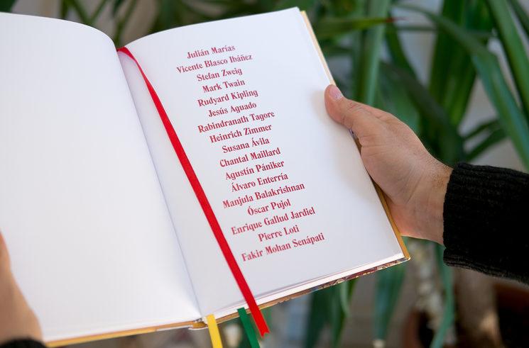 Lista de autores que han cedido sus textos para la edición
