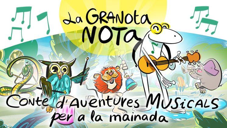 La Granota Nota i els seus amics del bosc!!