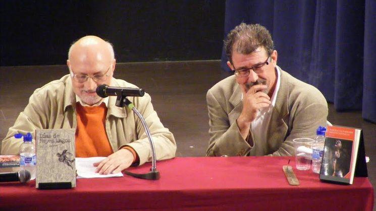 Emilio Pascual y Dimas Mas