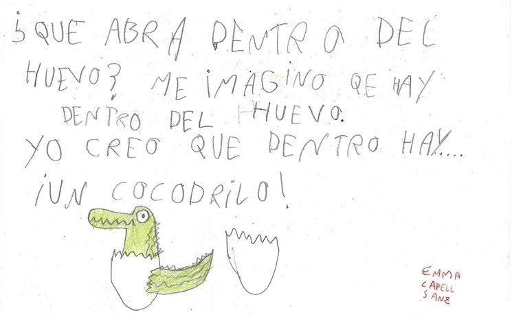 Dibujo de Emma, 7 años