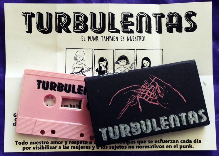 Cintas de cassette de Turbulentas