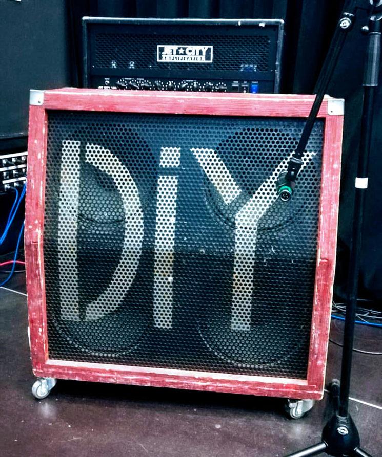 ¡DIY! Fotografía de la organización