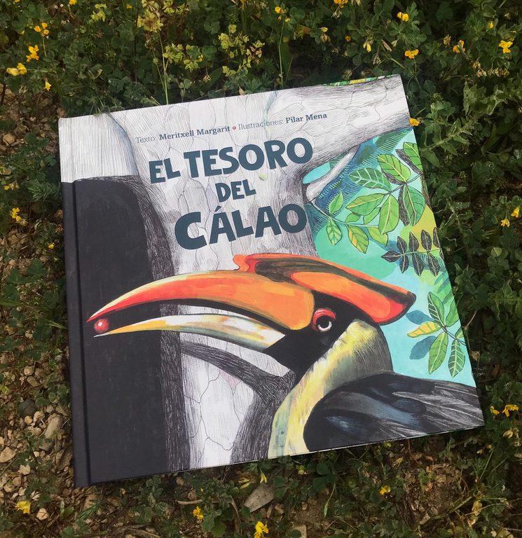 ¡Ya tenemos el libro! Ja tenim el llibre!
