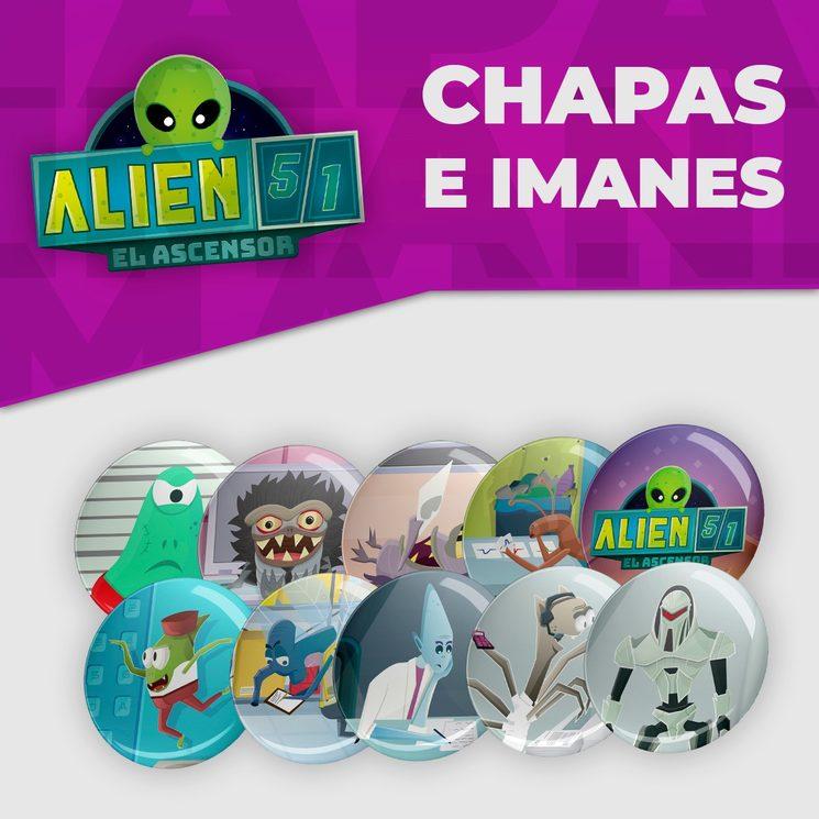 Aliens! cual es vuestro oficio!