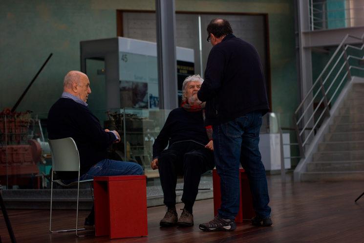 Conversa con Méndez Ferrín