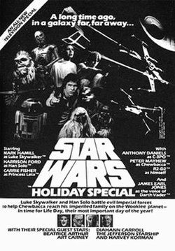 Poster de The Star Wars Holiday Special
