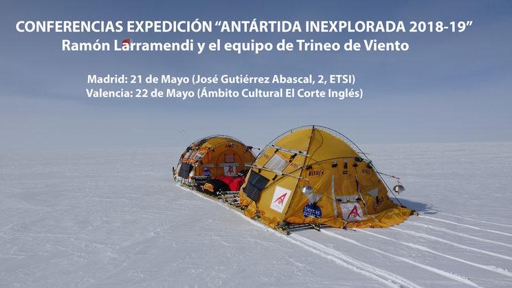 ¡Mecenas! Estreno del corto-documental de Antártida Inexplorada