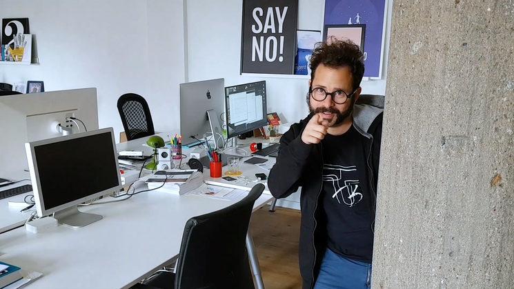 Aquí Álex, el maestro del diseño :-D
