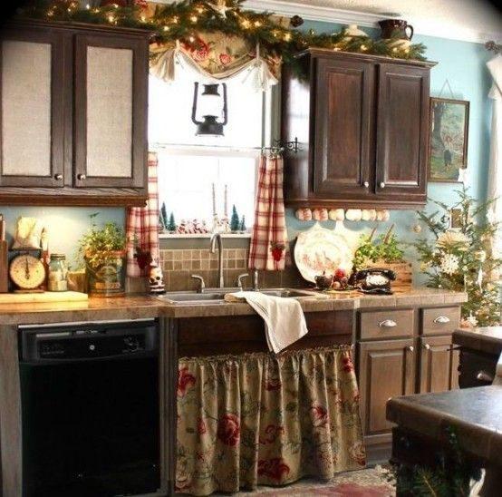 Ejemplo de la cocina de la casa de MariCarmen