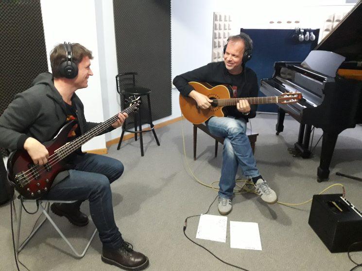 David Matuška a Dan Gája en Eurotrack, Elche
