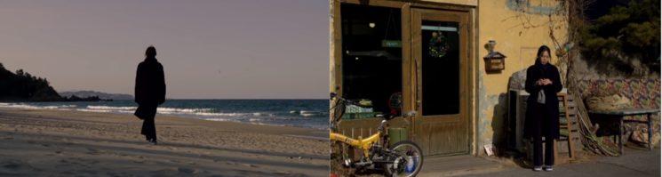 """""""En la playa sola de noche"""", de Hong Sang Soo"""