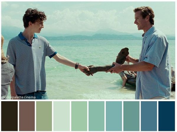 """""""Call me by your name"""", de Luca Guadagnino"""