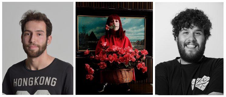 Antonio Gutiérrez (Director y Guionista) /      Cristina Martínez (Directora de Arte)       / Ismael Montoya (Director de Fotografía)