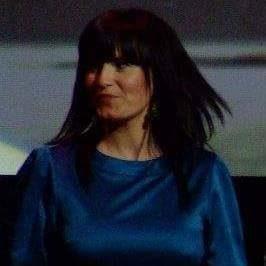 Izaskun Arandia, productora.