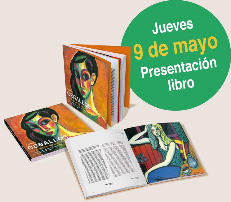 Exposición y presentación libro