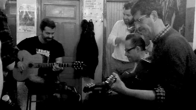 "Jam session in ""el Ambulante"", 2016"