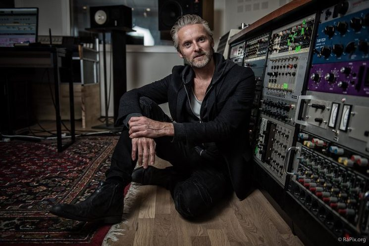 Jacob Hansen de Hansen Studios - Dinamarca.