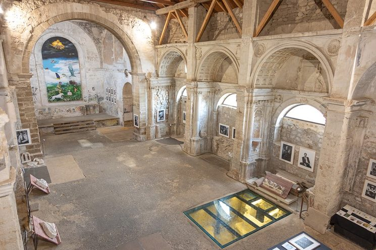 Interior de San Lorenzo